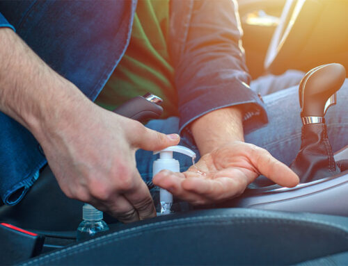 Monday Memo – 5 ways to help keep your car clean with COVID-19